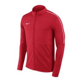 Rood Nike trainingspak jeugd