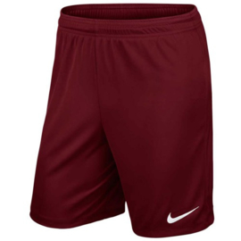 Rode Nike Park short
