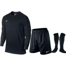 Nike keeperstenue zwart