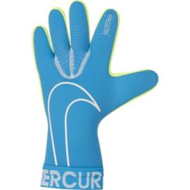 Nike Mercurial Victory blauwe keepershandschoenen