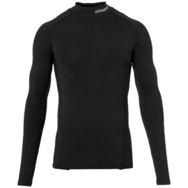 Zwart thermoshirt Uhlsport
