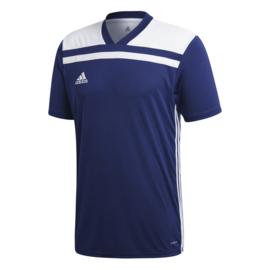 Adidas Regista 18 donkerblauw shirt met korte mouwen