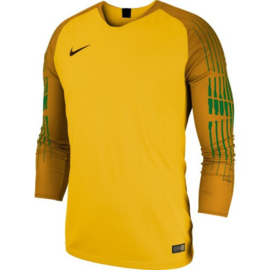 Geel Nike keepershirt Gardien