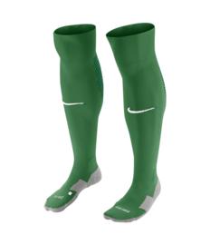 Groene Nike voetbalsokken