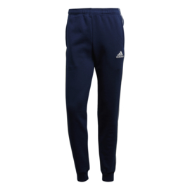 Adidas joggingbroek blauw Core 18