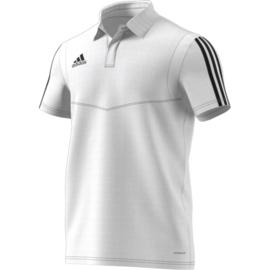 Adidas Tiro 19 witte polo