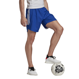 Adidas Condivo 20 blauwe short korte broek