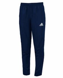 Blauwe Adidas trainingsbroek