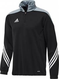Adidas Sereno zwart trainingstop