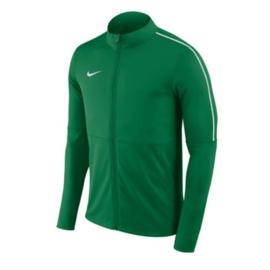 Groen Nike trainingspak kind