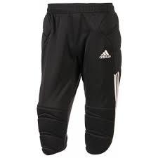 Adidas 3/4 (driekwart) keepersbroek met bescherming