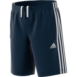 Blauwe gymbroek Adidas
