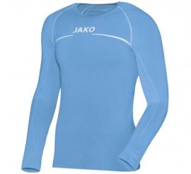 Lichtblauw thermoshirt Jako