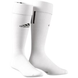 Witte Adidas voetbalsokken