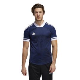 Adidas Condivo 20 Blauw shirt