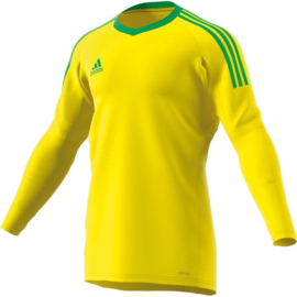 Junior keepersshirt Adidas Revigo 2017 keepersshirt geel