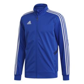 Lichtblauwe Adidas TIRO 19 jas