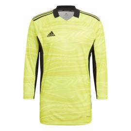 Adidas Adipro 2021 Geel keepersshirt