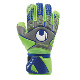 Uhlsport handschoenen supersoft groen