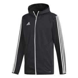 Zwarte Adidas TIRO 19 jas