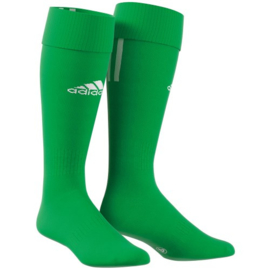 Groene Adidas voetbalsokken