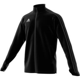 Zwarte Adidas condivo 18 trainingsjas