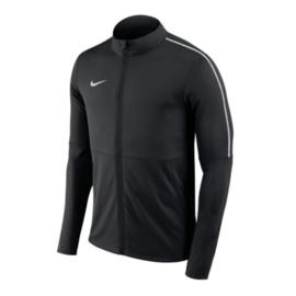 Zwart Nike trainingsjas junior Park 18