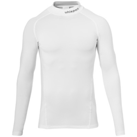 Wit thermoshirt Uhlsport