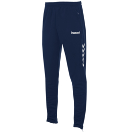 Hummel trainingsbroek TTS team donkerblauw