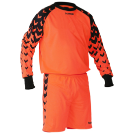 Hummel Dundee keeperstenue oranje