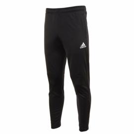 Zwarte Adidas trainingsbroek