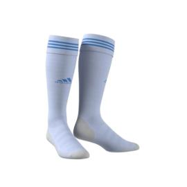 Primeblue Adidas voetbalsokken met blauwe strepen