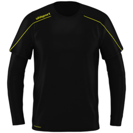 Zwart keepersshirt Uhlsport