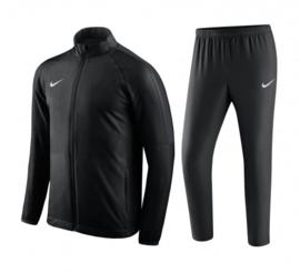 Zwart Nike trainingspak junior