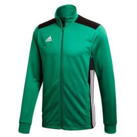Groene Adidas Regista 18 trainingsjas