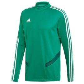 Adidas sweater groen TIRO 19