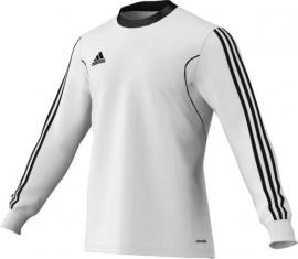 Adidas shirt wit lange mouwen
