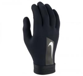 Zwarte Nike Spelershandschoen