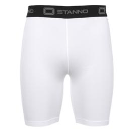 Witte slidingbroek van Stanno junior en senior maten
