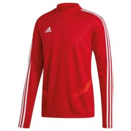 Adidas sweater rood TIRO 19