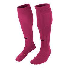 Donker roze voetbalsokken NIKE