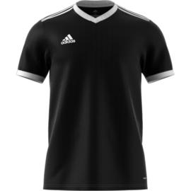 Zwart Adidas shirt junior met korte mouwen