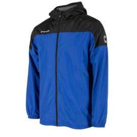 Stanno all weather jack blauw