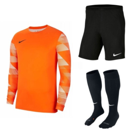Nike keepershirt en keeperskleding junior