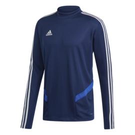 Adidas sweater donkerblauw TIRO 19