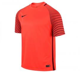 Rood Nike keepersshirt korte mouwen