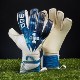 One Glove keepershandschoenen Blue SHIFT