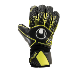 Zwarte keepershandschoenen Uhlsport model 2018