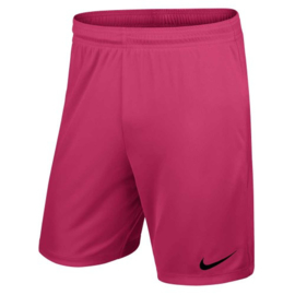 Roze Nike Park short