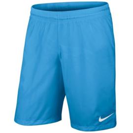 Nike Laser woven short lichtblauw